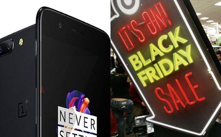 ون بلس تحاول 'الاستظراف' وتخفض سعر OnePlus 5T في الجمعة