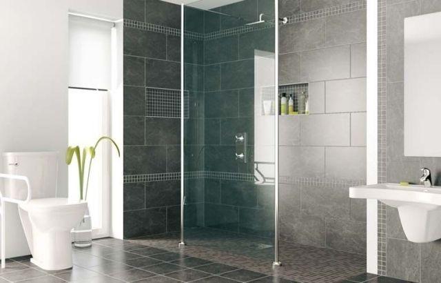 douche litalienne lgance simplicit design en 38 photos - Salle De Bains Douche Italienne