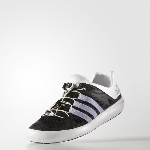best service a58a2 7d085 adidas Climacool Boat Breeze Shoes - Black  adidas US