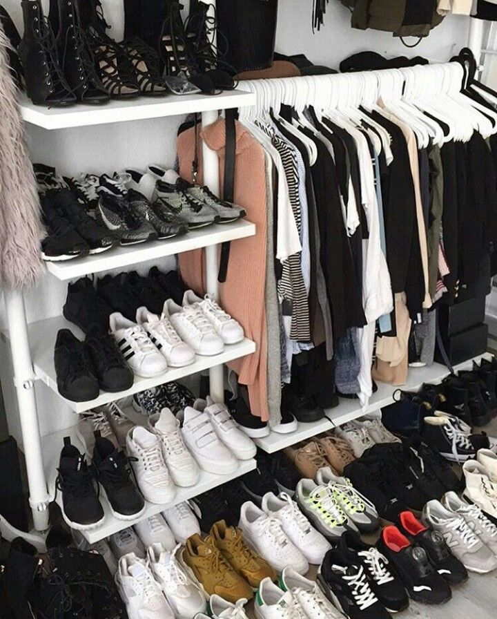 Pin by STYLEGUISE on Dream Closets   Closet transformation