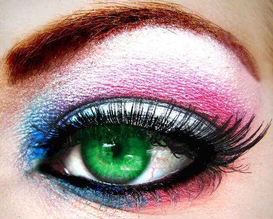 For eyes blue natural pretty makeup