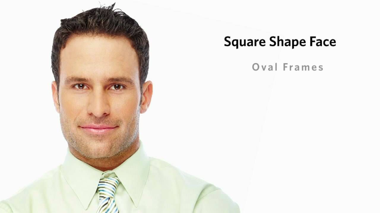 Male hairstyles square faces -  Frames For A Square Face Shape Male Playlist