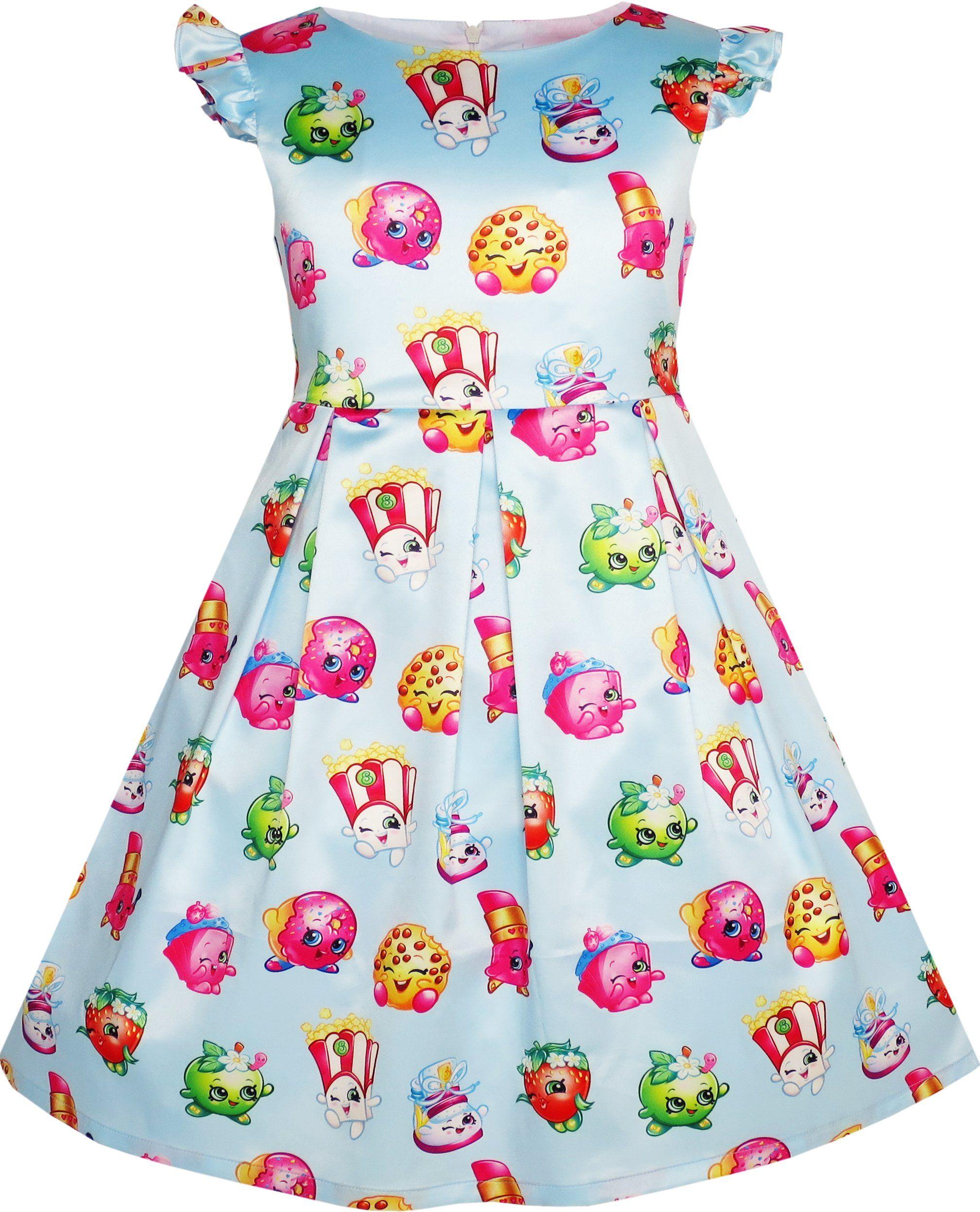 Jr girls dress apple blossom strawberry kiss poppy corn size