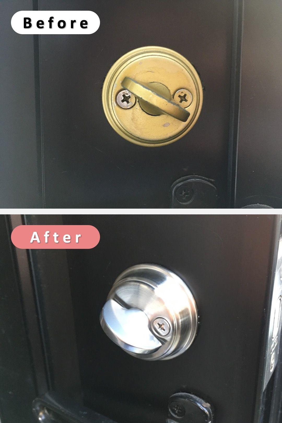玄関扉の鍵シリンダーを自分で交換する方法 Goal Ad 玄関扉 玄関 鍵