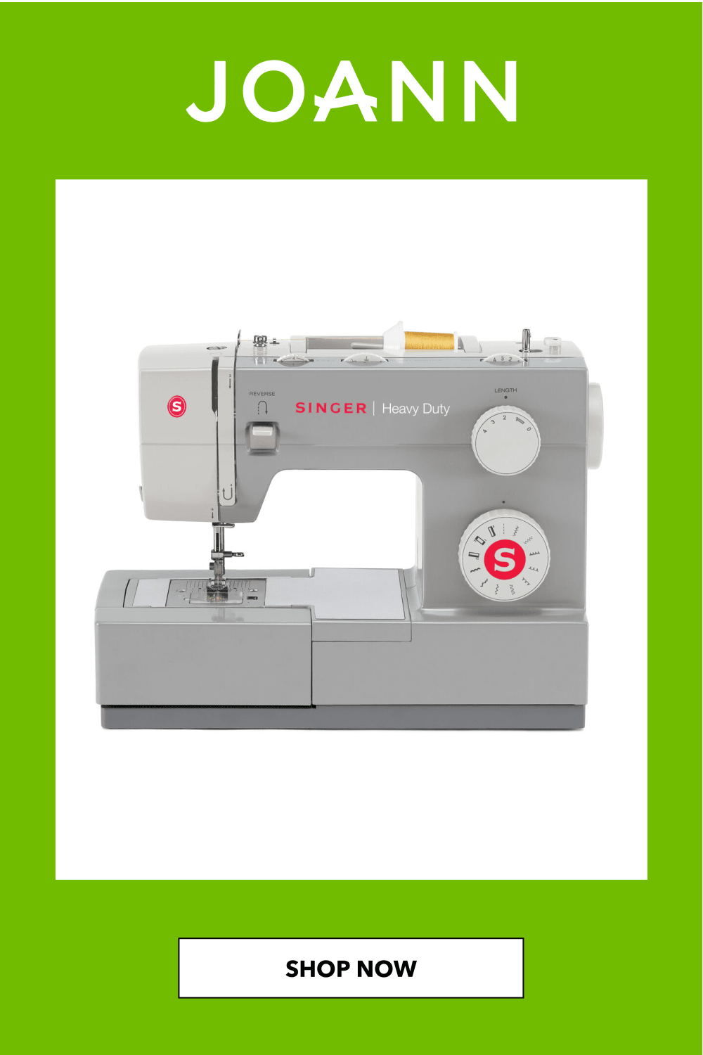 Joann Sewing Machines : joann, sewing, machines, Singer, Heavy, Sewing, Machine, JOANN, Machine,, Sewing,, Basics