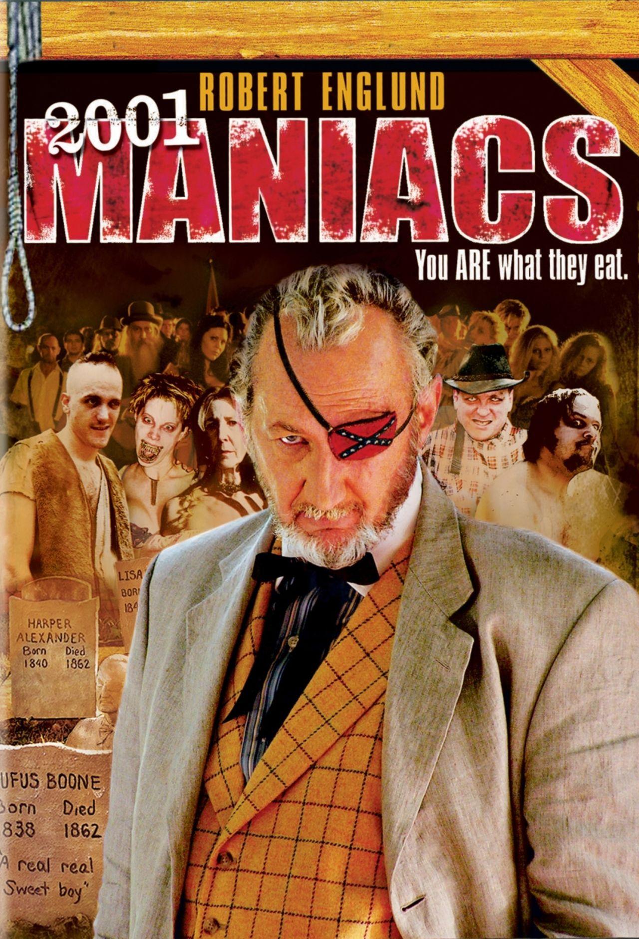 2001 Maniacs 2005 Movie Review Com Imagens Cartazes De Cinema