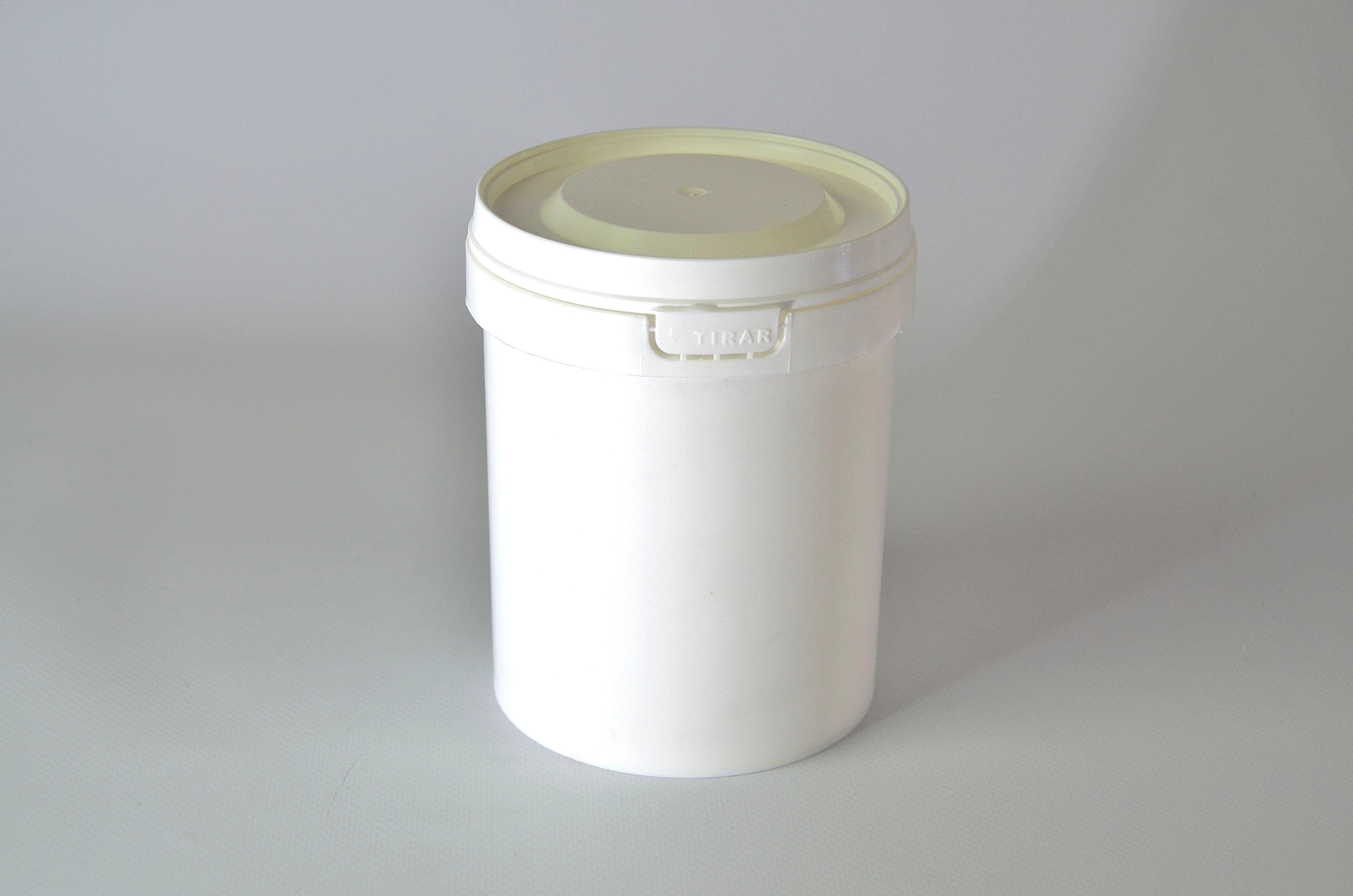 Envase pl stico cilindrico de 750 cc para pinturas pl sticas envases plasticos pinterest - Pintura para plastico ...