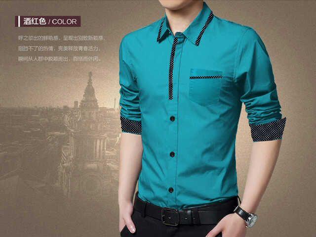 Model Baju Kemeja Pria