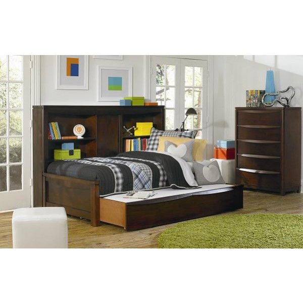 Greenville Twin/ Full Trundle