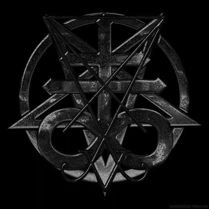 Sigil Of Lucifer Satanic Cross And The Inverted Pentagram