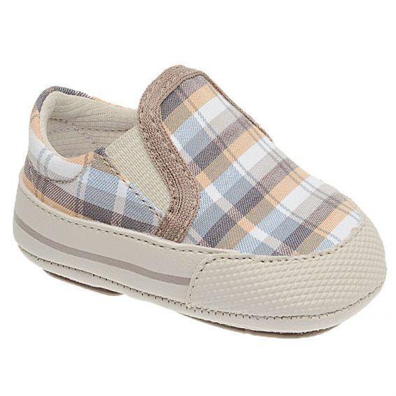 161a1abdc Sapatinho de Bebê Masculino Sapatos De Feltro