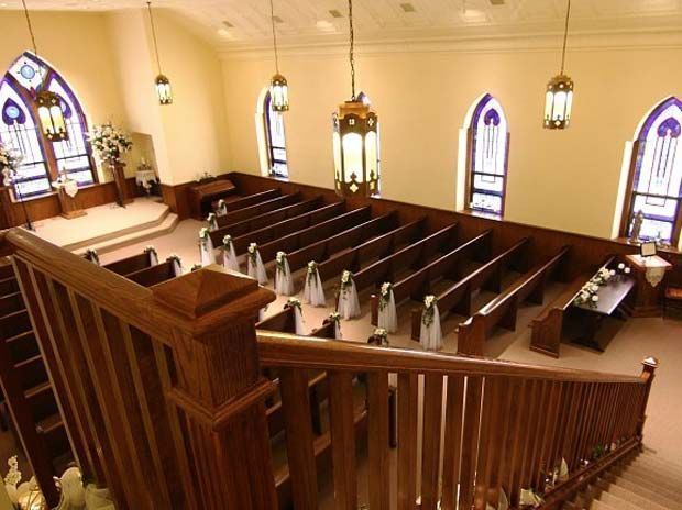 Cheap Wedding Chapels | Brownstone Wedding Chapel One Of The Most Affordable Wedding
