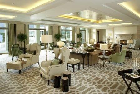 The Lounge at The Europe Hotel & Resort www.theeurope.com - Killarney, Ireland