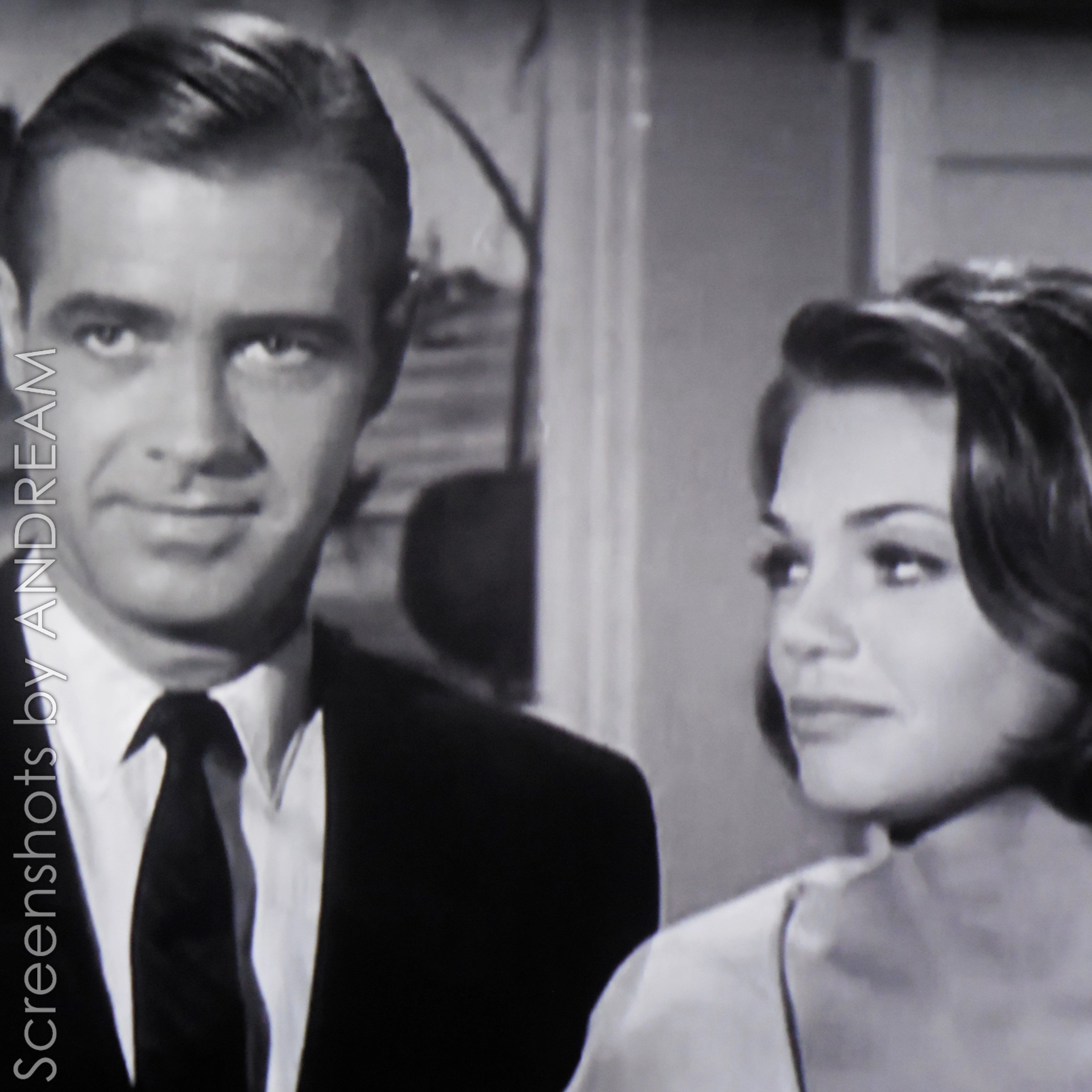 Forrest Compton And Dyan Cannon The Bridal Trail Caper 1962