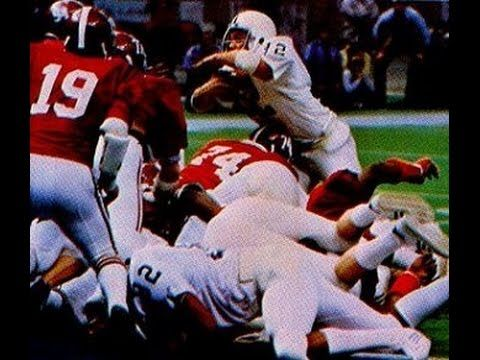 1979 Sugar Bowl 1 Penn State 11 0 Vs 2 Alabama 10 1 Crimson Tide Football Alabama Penn State