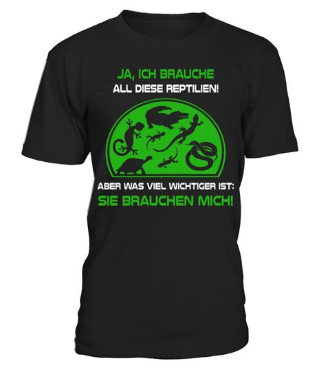 # Reptilienliebe . Ja, ich brauche all diese Reptilien
