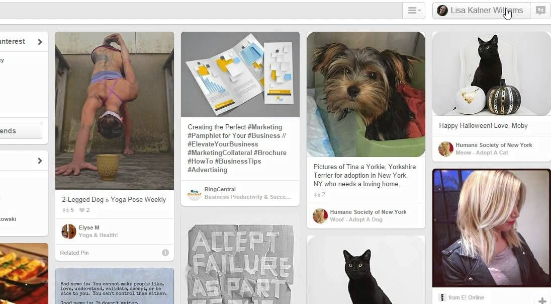 How to Log Out of Pinterest | THANK YOU !!! | Pinterest | How to ...
