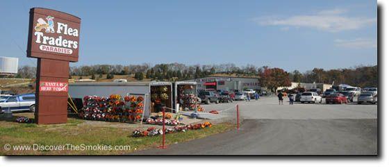 Flea Traders Flea Market In Sevierville Tn 865 429 271