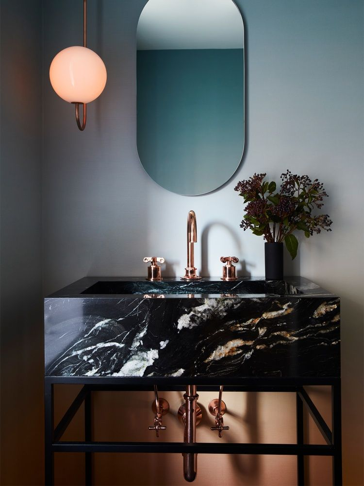 8 Unexpected Marble Colors That'll Make You Forget About Carrara
