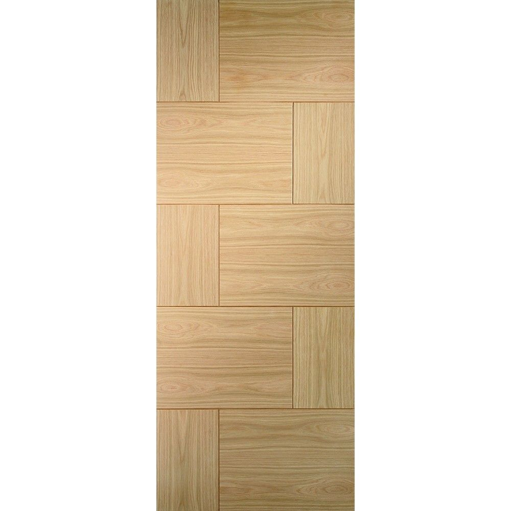 Xl Joinery Internal Oak Ravenna 10 Panel Door Flush Doors Flush Door Design Wood Doors Interior