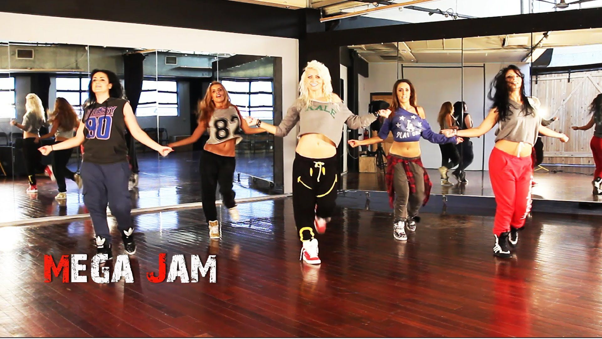 Step It Up My Jamba Routine Choreography By Jasmine Meakin Mega Jam Learn How To Join The Myjambarou Mega Jam Choreography Dance Like No One Is Watching