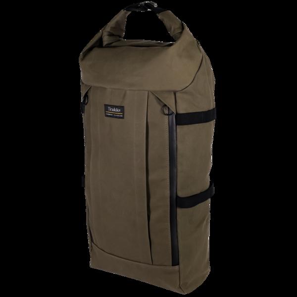 Vorlich Backpack In 2020 Backpacks Waxed Canvas Bag Waterproof Backpack