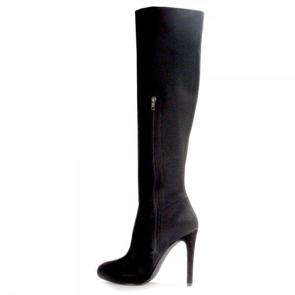ASH Betsy black suede   http://www.ashfootwear.co.uk/womens-c1/ash-betsy-knee-high-boots-black-suede-neoprene-p1469
