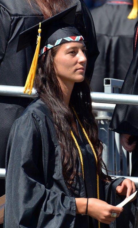 43277e65593 graduation cap headband head band idea