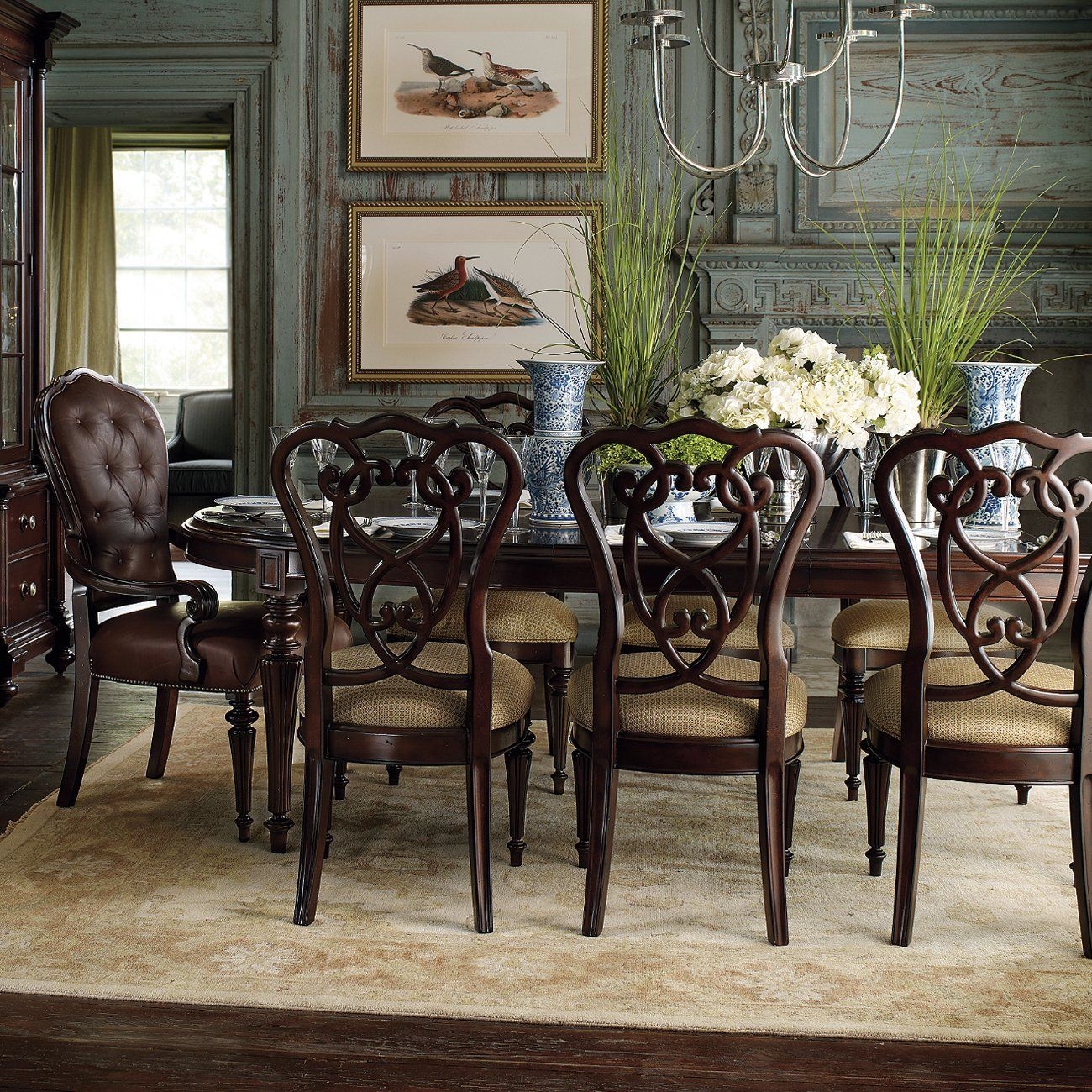 Stanley Furniture 93311Dfs City Club Days Feast Dining Set Gorgeous Stanley Furniture Dining Room Set Design Inspiration