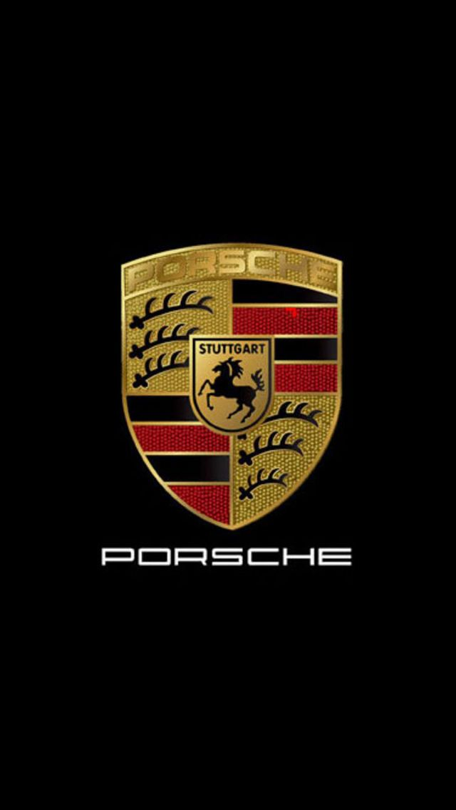 Download Auto And Vehicles Porsche Logo Wallpaper For Mobile Phone