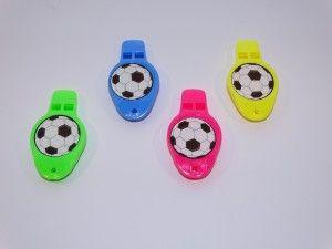Voetbalfluitje Plat