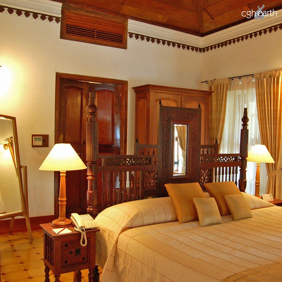 The comfortable rooms of 5 star Ayurveda hospital Kalari ...