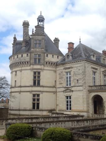 Chateau Du Lude, France