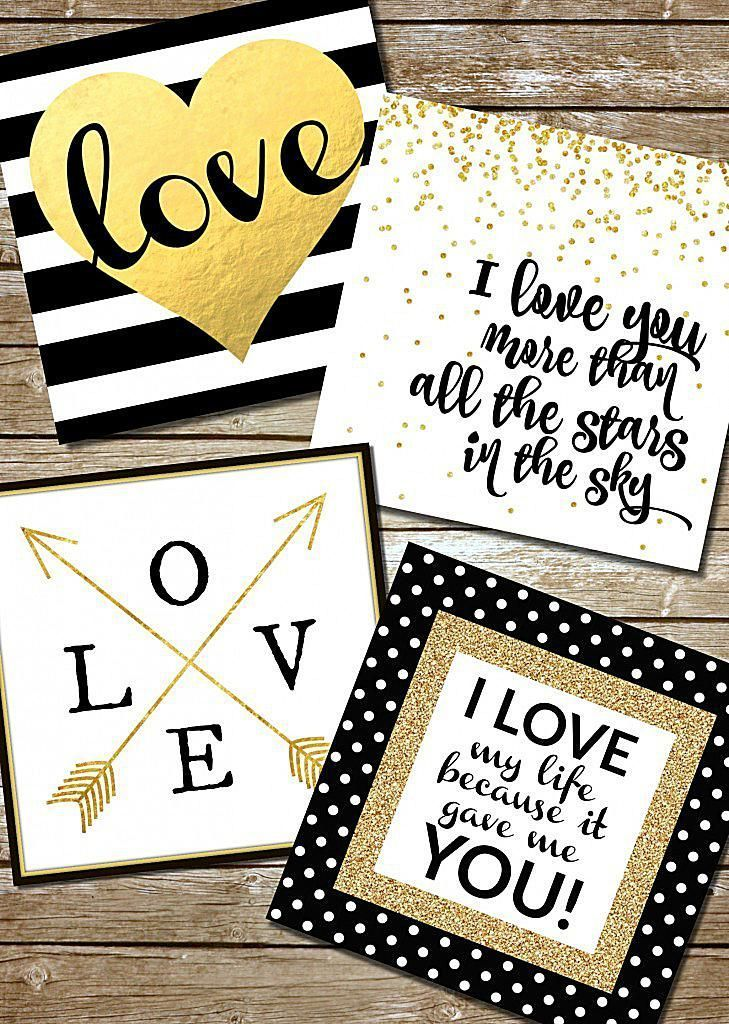16 Stylish Anniversary Cards You Can Print For Free Free   Print Free Anniversary  Cards  Print Anniversary Card