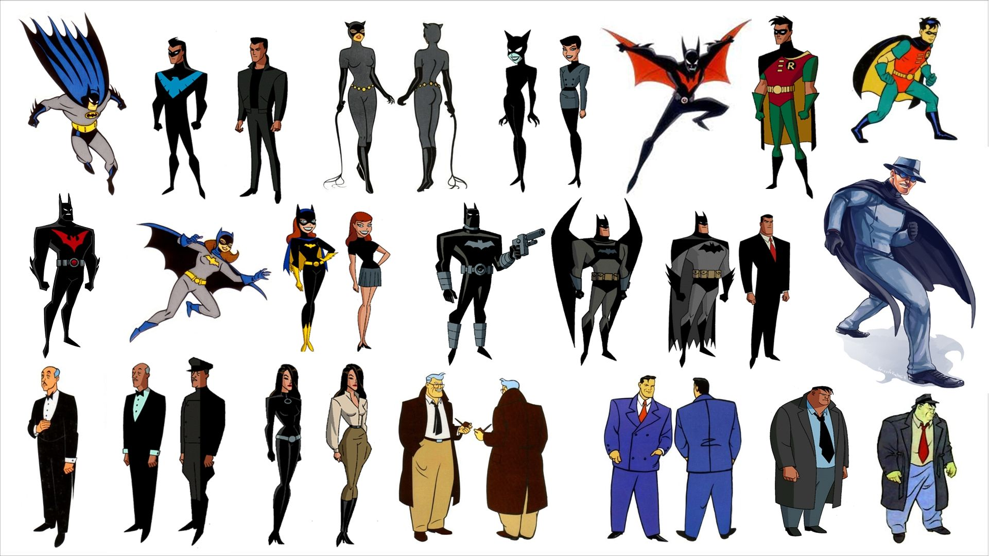 Pin by Vienod Geer on BATMAN: THE ANIMATED SERIES ...