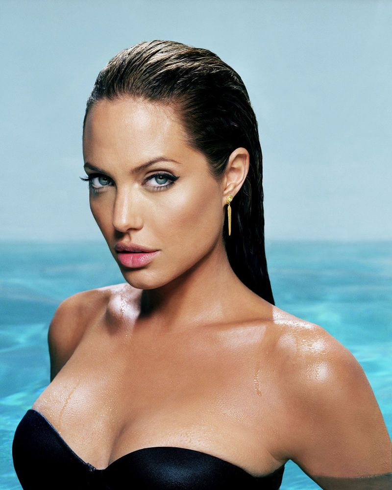Angelina Jolie Sexy Pics pin on 8x10 celebrity photos for sale!