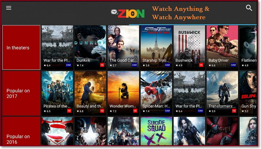 download tvzion app for pc and mac Pc laptop, Movies to