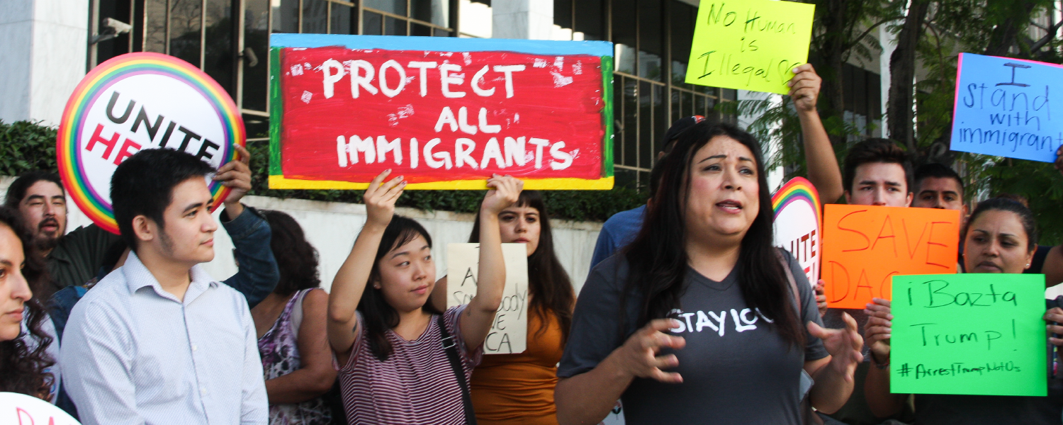 Daca Tps And Our Immigrant Communities Are Under Attack We Ask