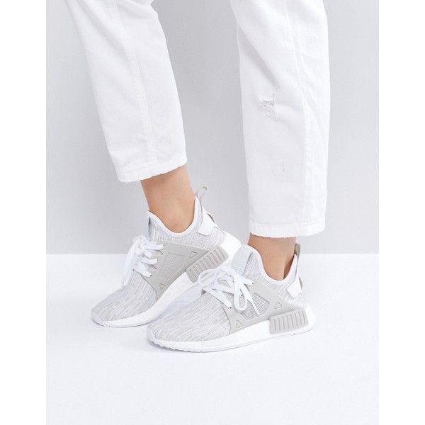 adidas originals beige nmd xr1 trainers