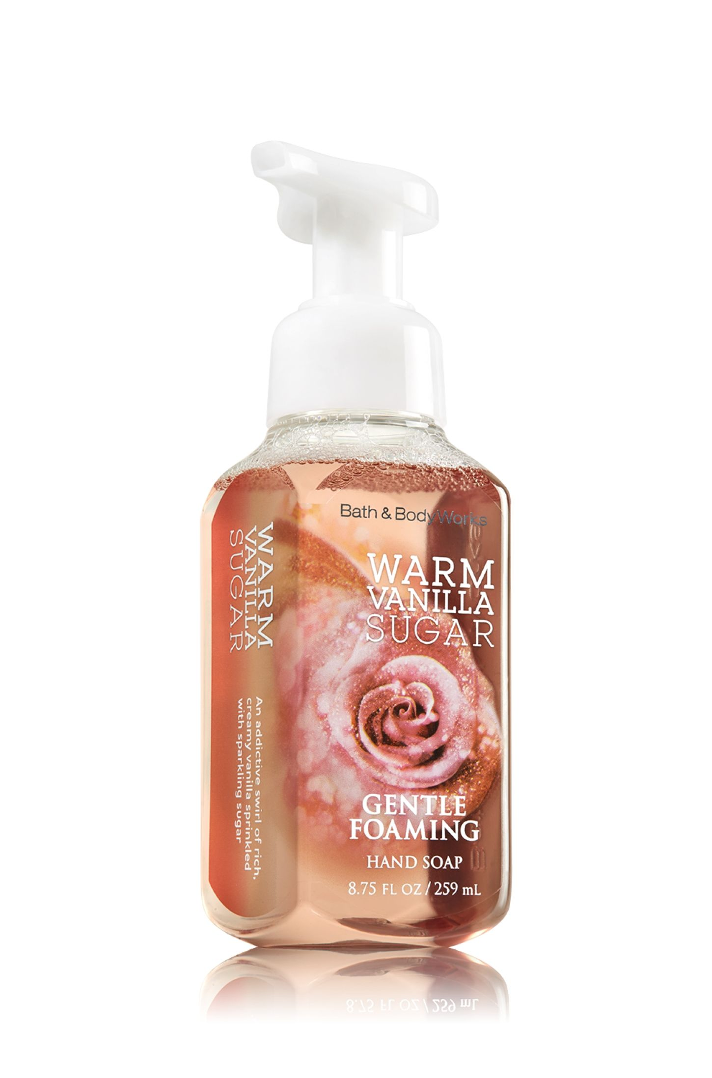Warm Vanilla Sugar Gentle Foaming Hand Soap Soap Sanitizer