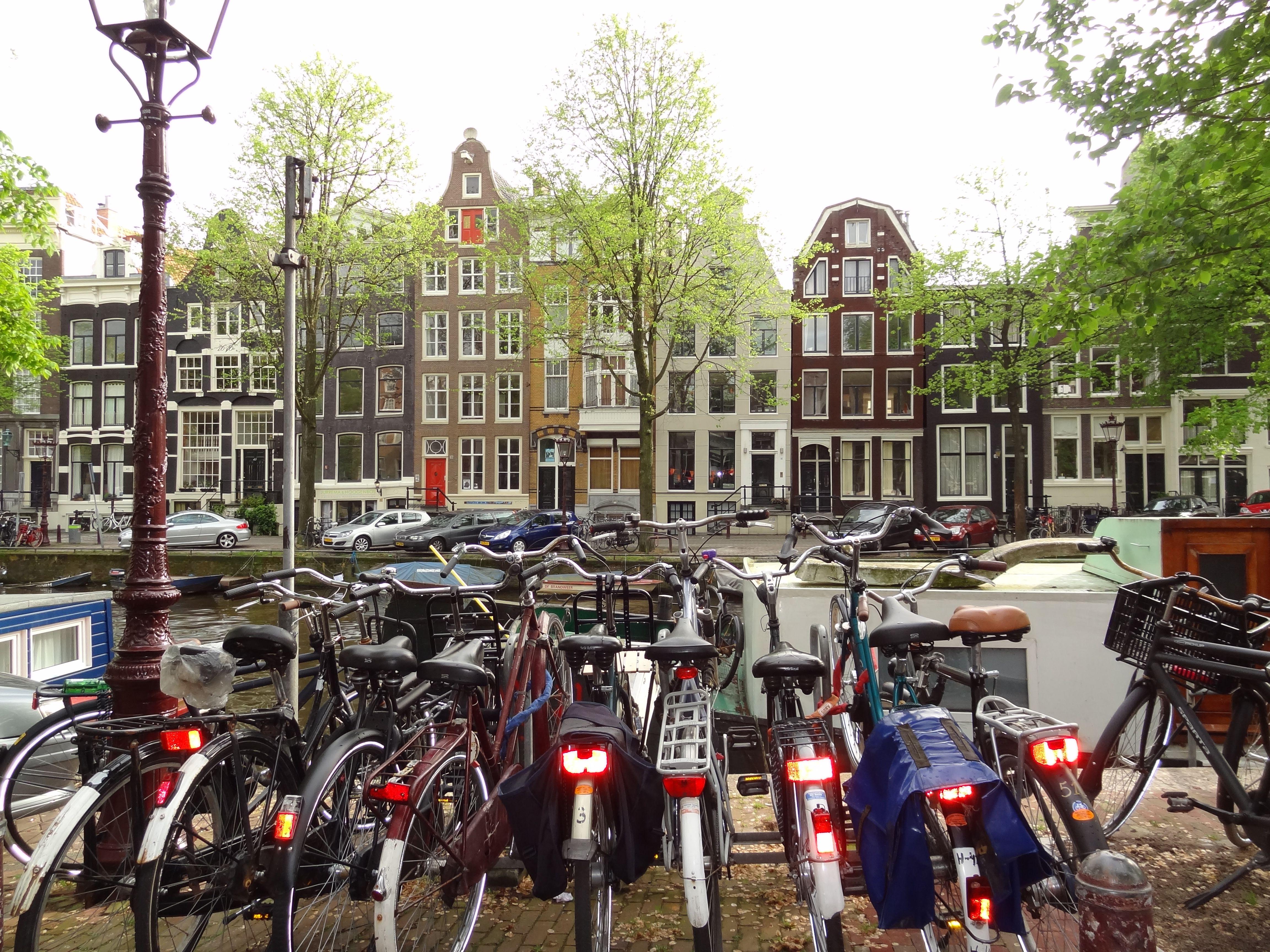 bikes de amsterdam