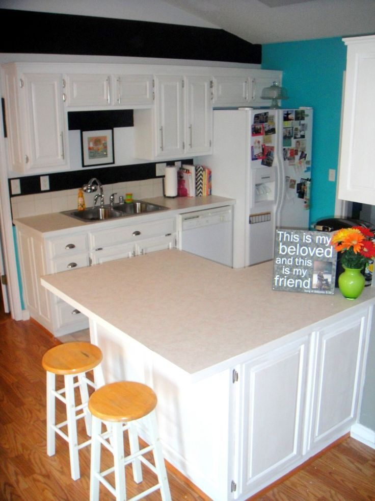 Chalk Painting Kitchen Cabinets  How To Use Chalk Paint On Impressive Chalk Painting Kitchen Cabinets Design Inspiration