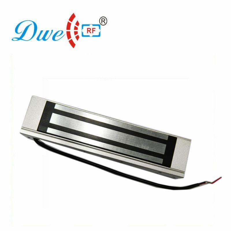 Dwe Cc Rf 12v Electronic Magnetic Door Lock 180kg 350lbs Rfid