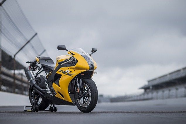 Erik Buell Motorcycles has resumed production  The EBR 1190X