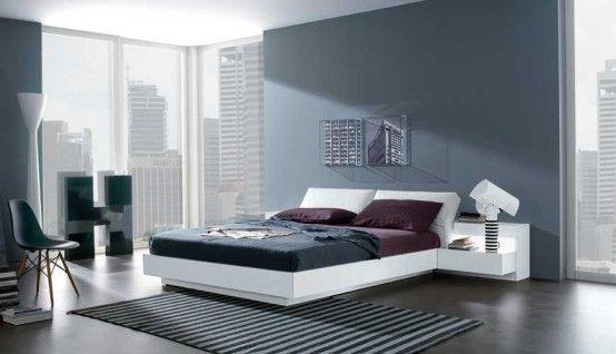 Photo of Van de website luxury-idea.com. De open plattegrond en vloer tot plafond zijn s …
