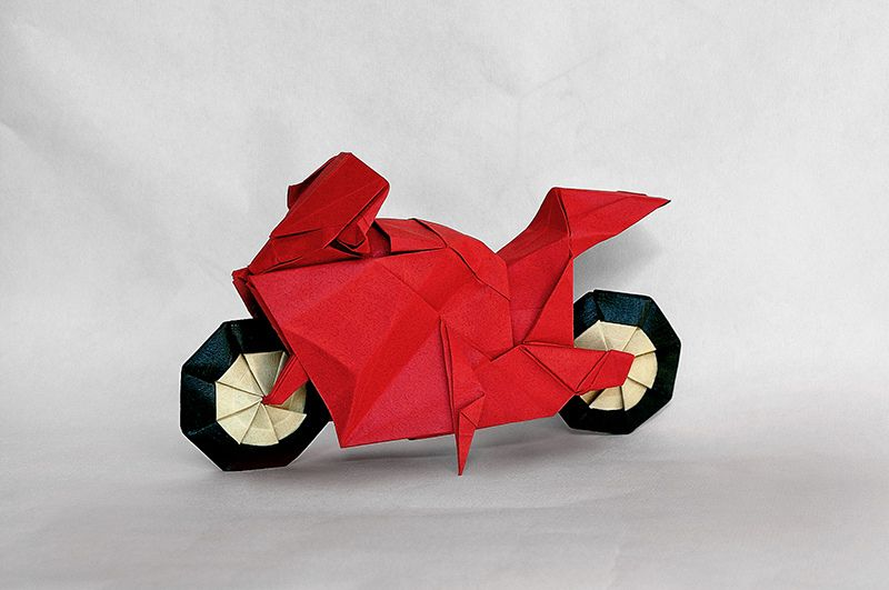 это оригами мотоцикл картинки чипборда, завиток