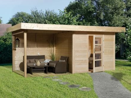 Abri de Jardin Lounge 3 - WEKA | Studio in 2019 | Garden buildings ...