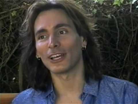 Steve Vai Interview 1995