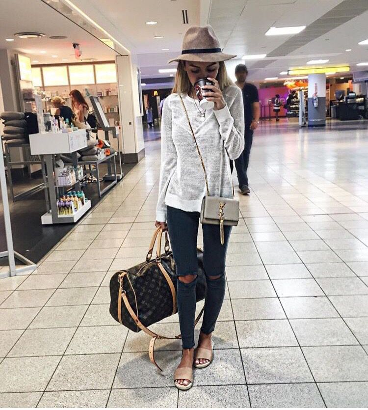 37 Cute Spring \u0026 Summer Travel Outfits To Inspire You