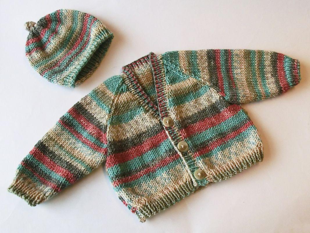 Toddler Boy Knit Hat Pattern